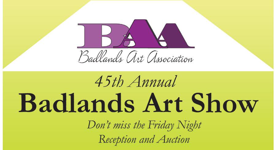 Badlands Art Show Western North Dakota