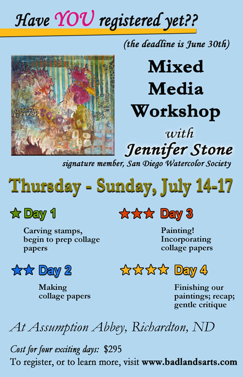 Promo larger card - days Mixed Media Wkshp web
