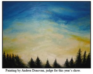 Andrea Donovan, BAA Show judge